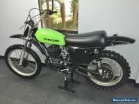 1973 Kawasaki KX
