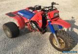 Honda ATC 250R KLT TRI-Z YZ RM CRF YFM KXT for Sale