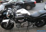 2007 YAMAHA MT-01 SILVER SPARES OR REPAIR. for Sale