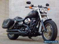 2008 Harley-Davidson FXDF Dyna