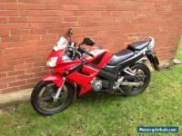 Honda CBR 125cc 2004 -12 months mot