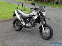 Yamaha XT660X  Motard LAMS motorcycle