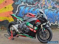 Honda cbr1000rr track bike race bike