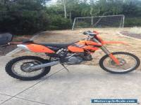 KTM 450 EXC 2004 Motorbike (Low Kilometres like new)