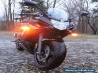 2012 Yamaha FZ