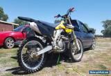 SUZUKI RMZ 450 OFF ROAD MOTOR BIKE - SWAP TRADE 250 CAR BOAT etc. for Sale