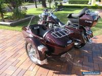 HARLEY MOTOR BIKE- SIDE CAR