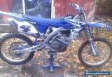 2011 Yamaha YZ for Sale