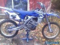 2011 Yamaha YZ