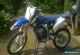 Yamaha YZ 250f 2009 for Sale