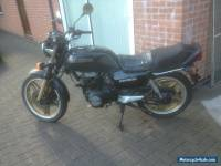 HONDA CB400 NC 1983 GOOD RUNNIG ORDER NEEDS MOT AND TIDYING