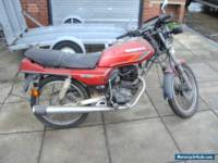 HONDA CB125RS-RESTORATION PROJECT