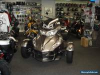 2012 Can-Am SPYDER  RTS SM5