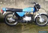 Vintage Classic Suzuki GP100 GP 100 125 2 Two Stroke Collectors Retro 17 again for Sale