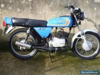 Vintage Classic Suzuki GP100 GP 100 125 2 Two Stroke Collectors Retro 17 again