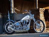 1942 Harley-Davidson fl