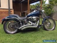 2002 Harley Davidson Deuce