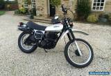 Yamaha XT500 Classic Motorcycle for Sale