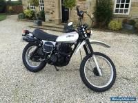 Yamaha XT500 Classic Motorcycle