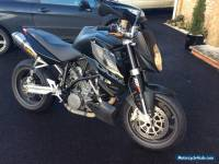 KTM Superduke 990 Low mileage in black
