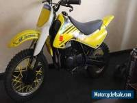 suzuki jr80 2004 lovely kids bike