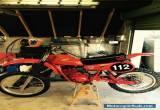 Honda Cr125 1980 twinshock for Sale
