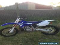 YZ 250 2009 MODEL 2 STROKE