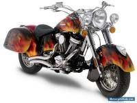 Indian Chief Motorcycle - T3 - Limited Edition