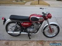 1968 Suzuki T200