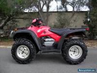 Honda TRX FA 500 quad, Auto 4X4 suit Farm Hunting Yamaha Suzuki