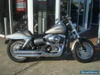 2008 Harley-Davidson FXDF Fat Bob 1600CC Cruiser 1580cc