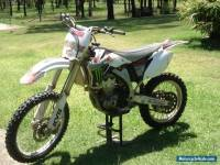 2006 Yamaha YZ 450 4 Stroke