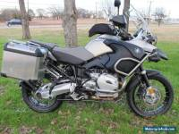 2007 BMW GSA ADVENTURE GSA Adventure-Tour Tech extras, new tires,