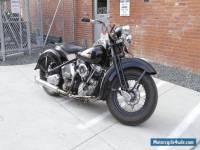 1949 Harley-Davidson Touring FL Panhead