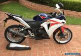 Honda CBR R 250 for Sale