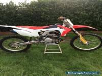 Honda CRF450 2014 not cr,yzf,kxf,sxf
