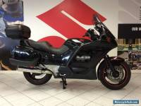 HONDA ST1100-M 1992 Black Pan European