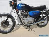 1982 Triumph Bonneville