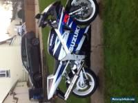 2004 SUZUKI GSXR 750 K3 BLUE