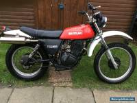 SUZUKI SP400 WITH LOADS OF SPARES