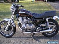 1981 Kawasaki KZ-750 LTD