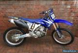 Yamaha Yzf250 motor cross bike 2006 yz250f for Sale