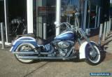 2010 Harley-Davidson FLSTN Softail Deluxe 1600CC Cruiser 1584cc for Sale