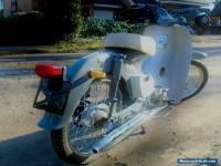 honda c100  cub 1963 50cc moped