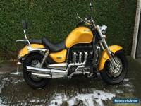 Triumph Rocket 3 with full MOT plus extras 2006