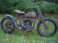 1927 Harley-Davidson Other