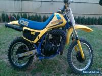 Suzuki DS80 Motorbike