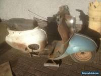 Triumph Tigress Scooter 250cc to restore