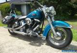 HARLEY DAVIDSON HERITAGE SOFTAIL.1987.LOW MILES. for Sale