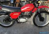 honda xl500s for Sale